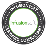 We are Infusionsoft Certified Consultants
